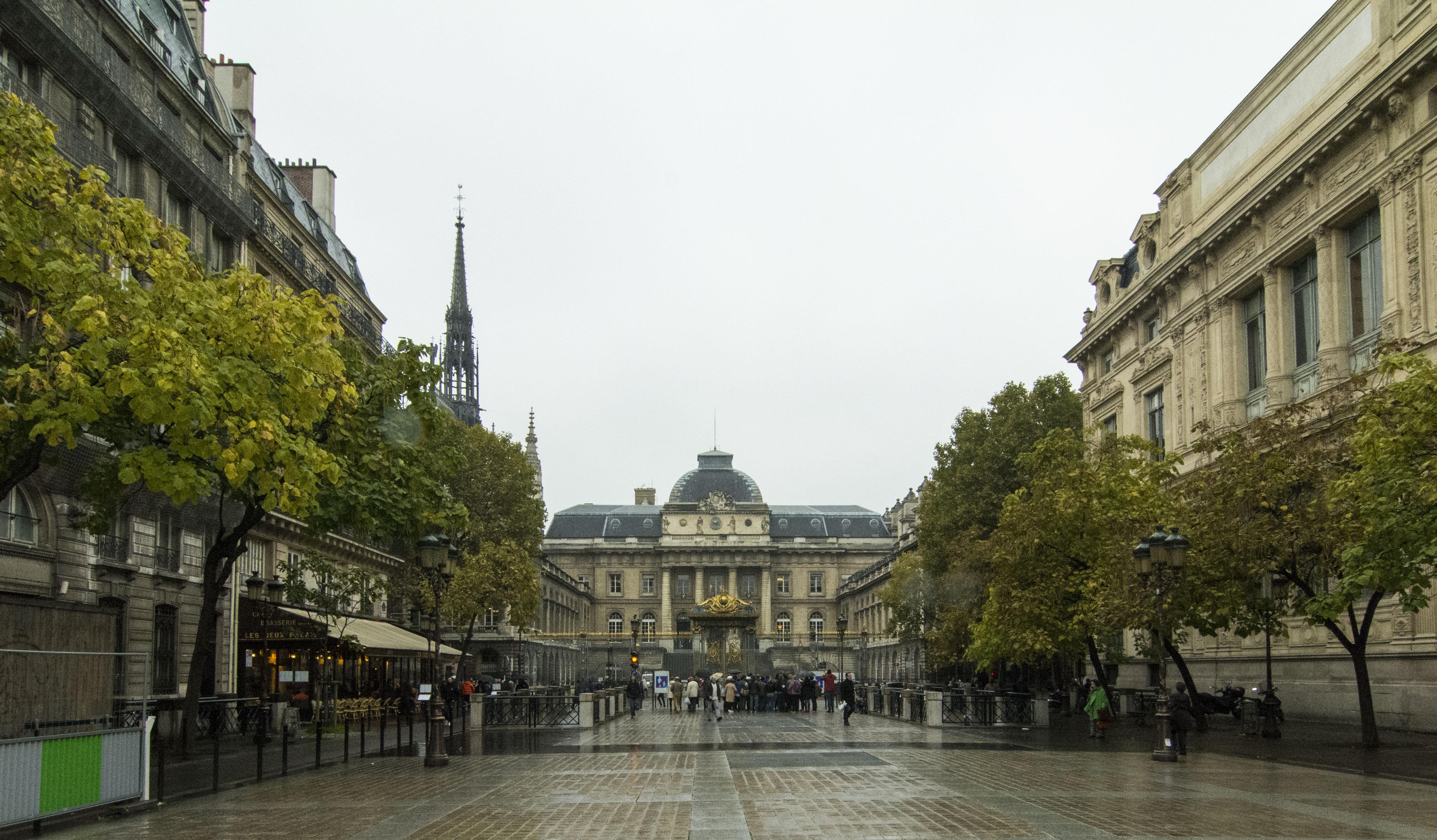 Palacio de Justicia Paris Francia