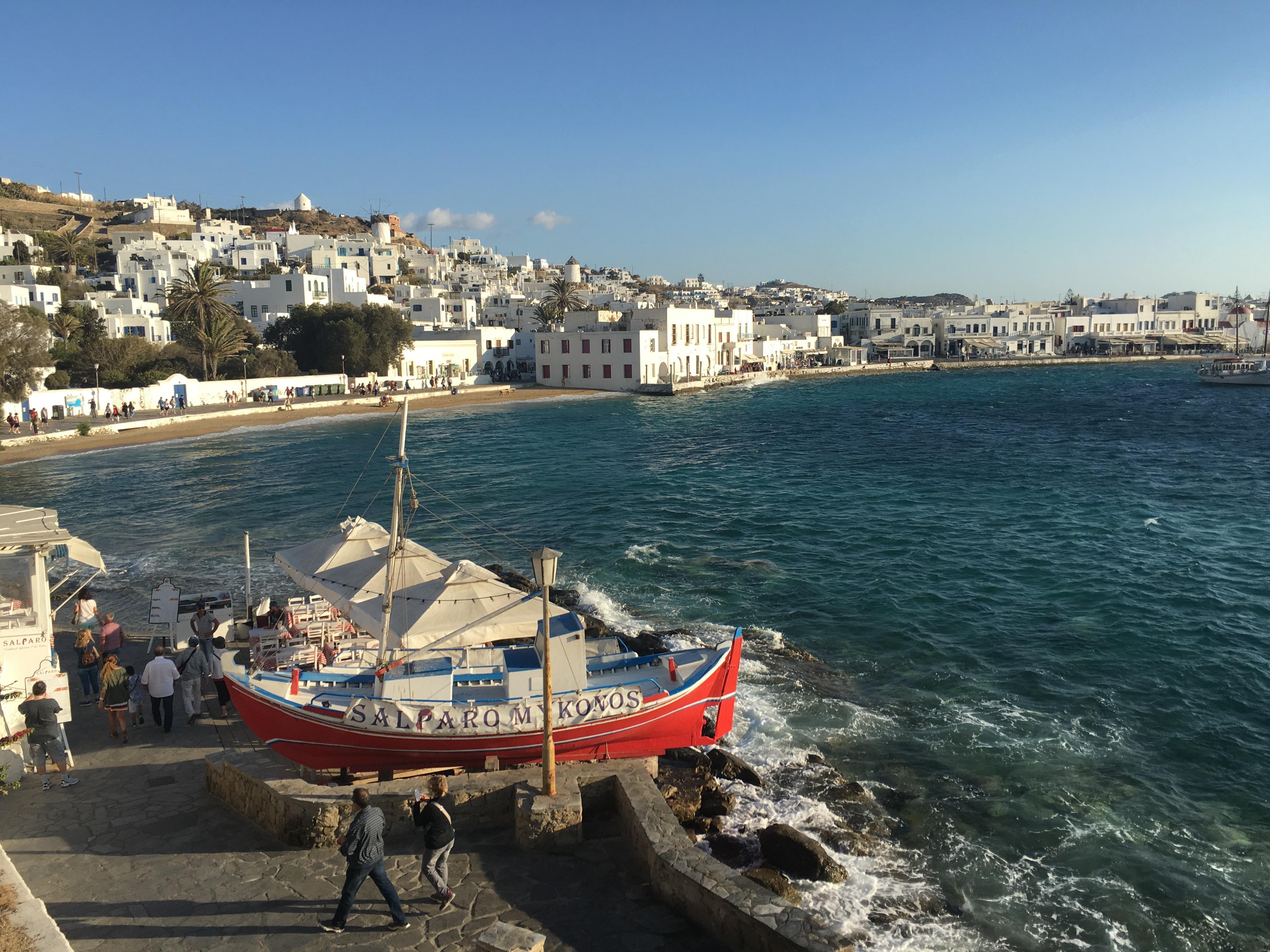Mar Egeo Mykonos