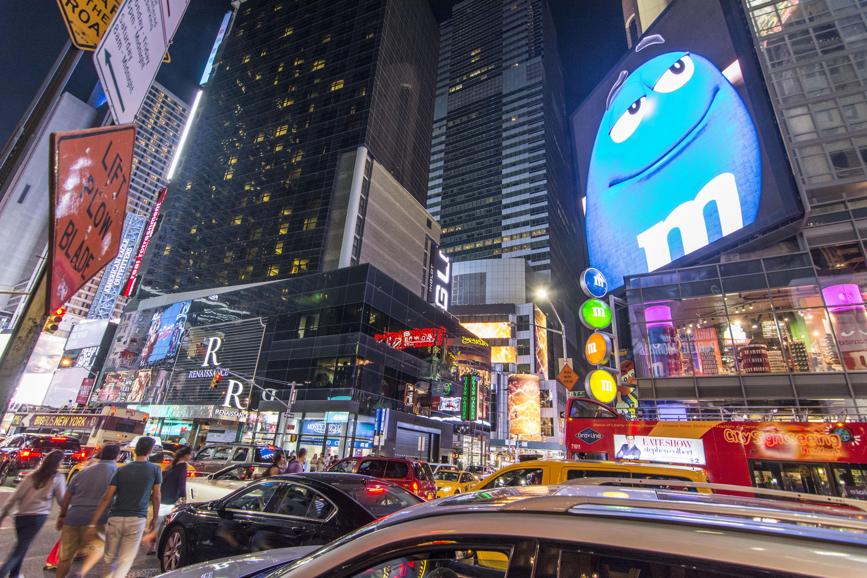 M & M New York