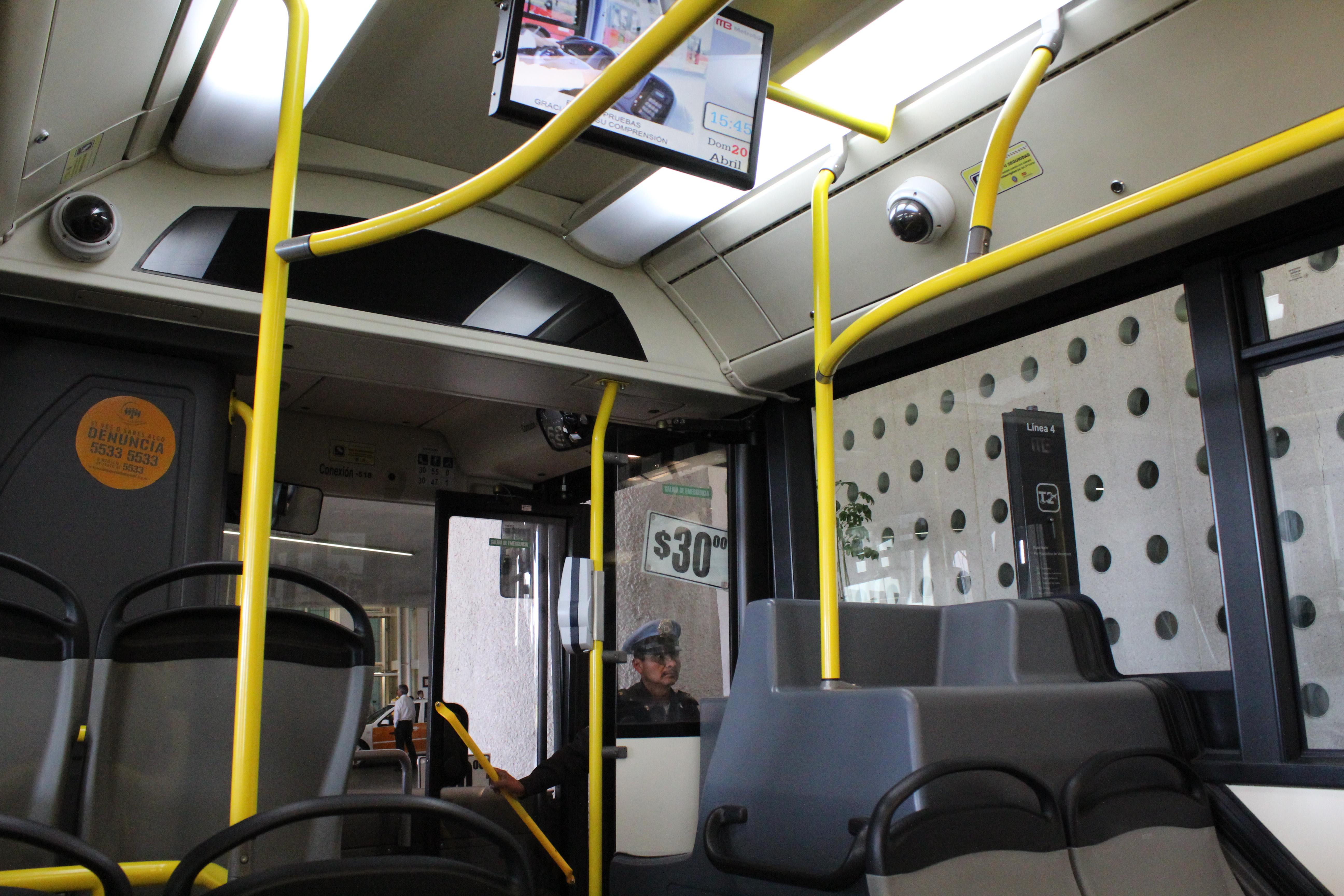 Bus aeropuerto Mexico