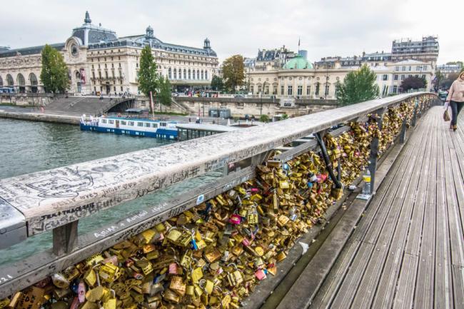 puente en Paris