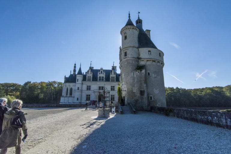 Castillo Chambord Loire France